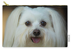 Artistic Puppy Carry-all Pouch