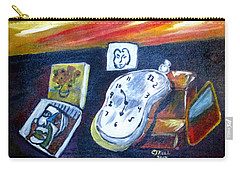 Artists Dream Carry-all Pouch by Clyde J Kell
