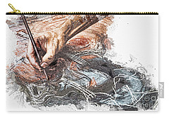Artist's Hand  Carry-all Pouch