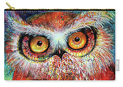 Artprize Hoot #1 Carry-all Pouch