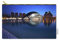 Arts And Science Museum Valencia Carry-all Pouch