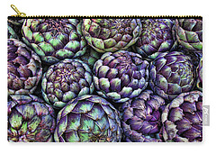 Artsy Artichokes Carry-all Pouch