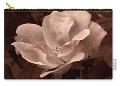 Artsy Flower Carry-all Pouch