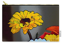 Artsy Sunshine Carry-all Pouch