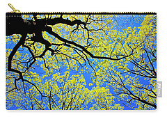 Artsy Tree Canopy Series, Early Spring - # 03 Carry-all Pouch