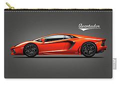 Lamborghini Aventador Carry-all Pouch