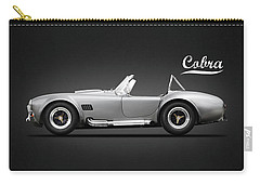 Shelby Cobra 427 Sc 1965 Carry-all Pouch