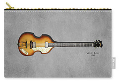 Hofner Violin Bass 62 Carry-all Pouch by Mark Rogan