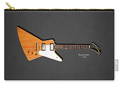 Gibson Explorer 1958 Carry-all Pouch
