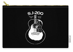 Gibson Sj-200 1948 Carry-all Pouch by Mark Rogan