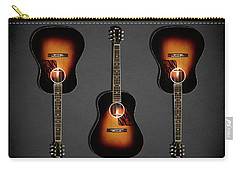 Gibson Original Jumbo 1934 Carry-all Pouch