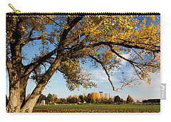 Soccer Tree Carry-all Pouch by Bill Kesler
