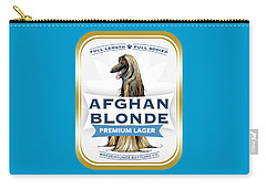 Afghan Blonde Premium Lager Carry-all Pouch
