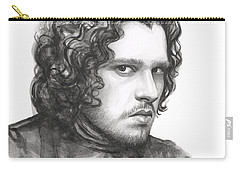 Jon Snow Game Of Thrones Carry-all Pouch
