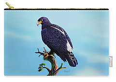 Verreaux's Eagle  Carry-all Pouch by Anthony Mwangi