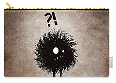 Gothic Wondering Evil Bug Character Carry-all Pouch