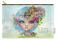 Eliza - Easter Elf - Munhkinz Character Carry-all Pouch
