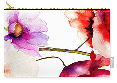 Flowers 02 Carry-all Pouch