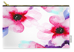 Flowers 04 Carry-all Pouch