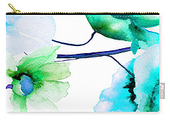 Flowers 05 Carry-all Pouch