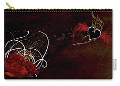 One Love, One Heart Carry-all Pouch