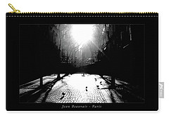 Carry-all Pouch featuring the photograph Jean Beauvais Paris by Felipe Adan Lerma