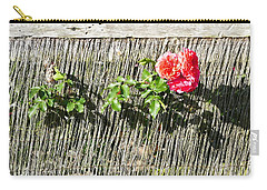 Floral Escape Carry-all Pouch by Ivana Westin