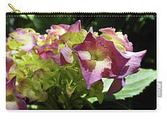 Hydrangea Flowers Fit For A Fairy Carry-all Pouch