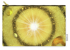 My Golden Universe Carry-all Pouch by Methune Hively