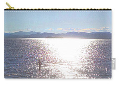 Carry-all Pouch featuring the photograph From The Sea by Felipe Adan Lerma
