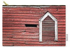 Red Barn Gable Vent Carry-all Pouch