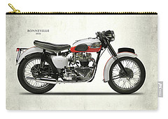 1959 T120 Bonneville Carry-all Pouch