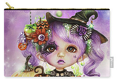 Halloween Hannah - Munchkinz Character  Carry-all Pouch