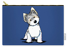 Cosmo Kiniart Petcature Portrait Carry-all Pouch