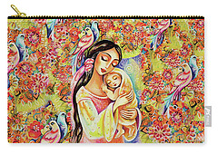 Little Angel Dreaming Carry-all Pouch
