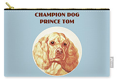 Champion Dog Prince Tom Carry-all Pouch
