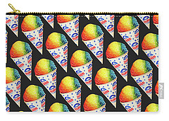 Snow Cone Pattern Carry-all Pouch