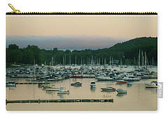 Sunrise Over Mallets Bay Variations - Three Carry-all Pouch by Felipe Adan Lerma