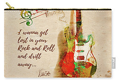 Drift Away Carry-all Pouch by Nikki Marie Smith