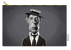 Celebrity Sunday - Buster Keaton Carry-all Pouch