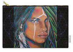 Shamanic Feelher Carry-all Pouch