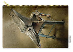 Anvil And Hammer Carry-all Pouch by YoPedro