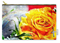 God Love Peace Carry-all Pouch