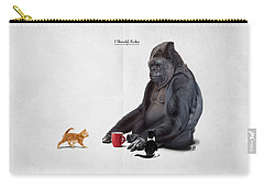 I Should, Koko Carry-all Pouch by Rob Snow