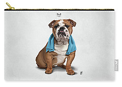 Bull Carry-all Pouch by Rob Snow