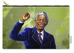 Nelson Mandela Carry-all Pouch