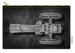 John Deere Top Bw Carry-all Pouch by YoPedro