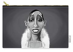 Celebrity Sunday - Josephine Baker Carry-all Pouch