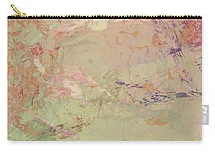 Wabi Sabi Ikebana Romantic Fall Carry-all Pouch