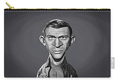 Celebrity Sunday - Steve Mcqueen Carry-all Pouch